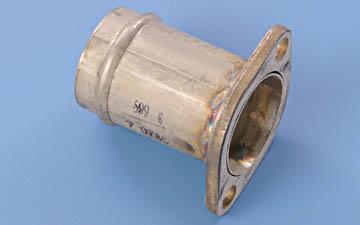 599-6 Aircraft Exhaust Riser