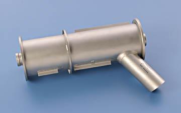 K0750130-9 Aircraft Exhaust Muffler
