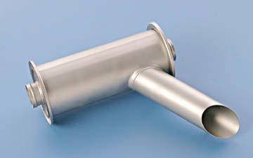 1455009-3 Aircraft Exhaust Muffler