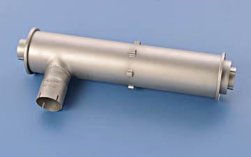 24586-000 Aircraft Exhaust Muffler