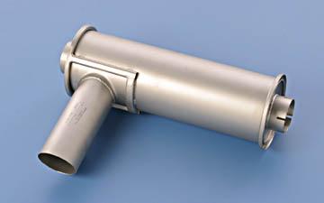 65419-00 Aircraft Exhaust Muffler