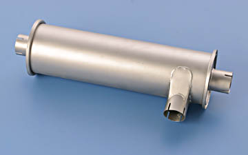 PIM0001 Aircraft Exhaust Muffler