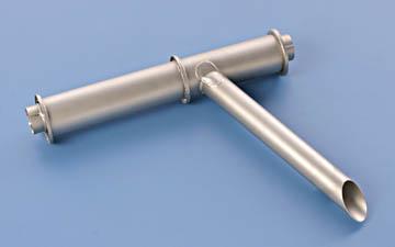 12433-14 Aircraft Exhaust Muffler