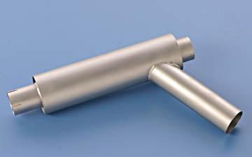 77669-02 Aircraft Exhaust Muffler