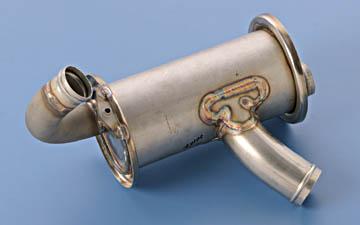 2054000-31 Aircraft Exhaust LH muffler