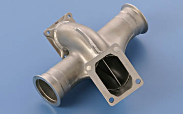 9910433-6 Aircraft Exhaust Wye
