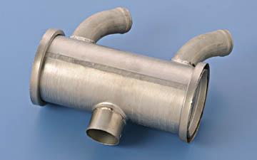 192-01 Aircraft Exhaust Muffler