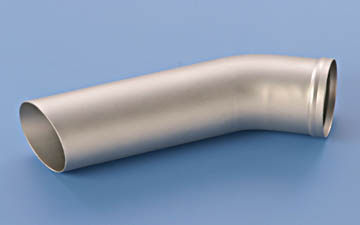 1250256-7 Aircraft Exhaust LH tailpipe
