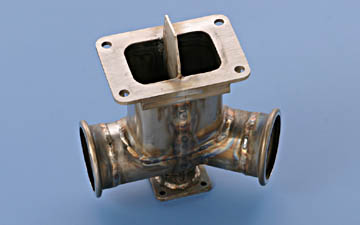 0850655-93 Aircraft Exhaust Wye