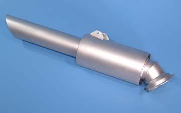 K201153 Aircraft Exhaust LH tailpipe