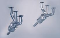 PA32R-301 exhaust; PA32R-301 s/n 3213042 thru 3213103; PA32-301FT